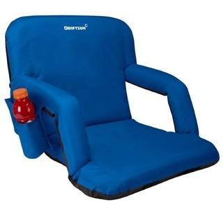 "Driftsun Blue 25"" XL Stadium Seat (J6)"