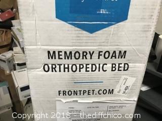 Frontpet Pet Memory Foam Orthopedic Bed (J7)