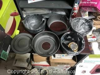 Winterial Cookware Burner Set (J37)