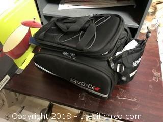 Zydek Bicycle Rear Seat Bag (J64)