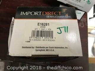 Import Direct E16281 Fuel Pump (J71)