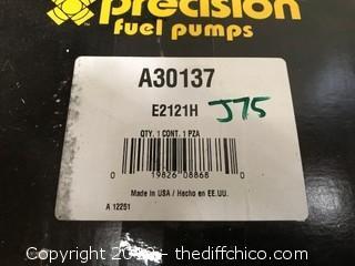 Import Direct A30137 Fuel Pump (J75)