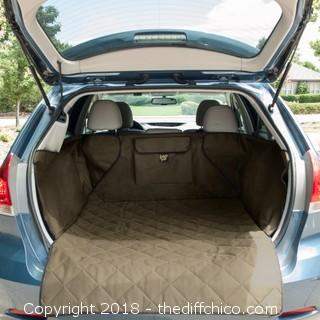 Frontpet SUV Cargo Cover - Tan (J85)