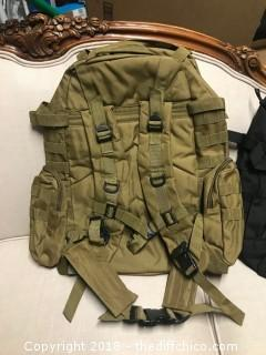 Military Tactical Back Pack - New with Tags