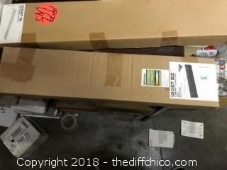 Kichler 12057BZ Bronze LED Under Cabinet Light (J98)