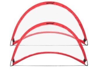 Driftsun Adult Portable Pop Up Soccer Goal Set (J105)