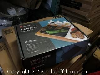 Zelancio Deluze Steak Stone Set (J108)
