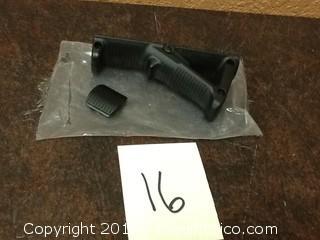 new AFG-2 front grip black