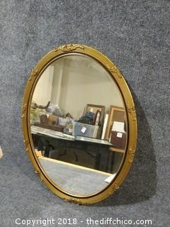 "Mirror - Wood Frame - 20"" x 26"""