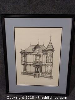 """Print """"San Francisco"""" - 22"""" x 27.5"""""""