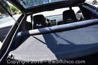 1990 240SX Nissan Hatchback