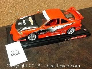 toy model car
