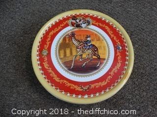 Circus Plates With Tin
