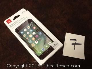 new iphone 6 plus/6s plus and 7 plus glass screen protector