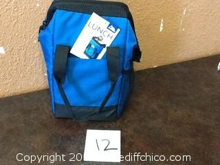 new arctic insulated lunch bag