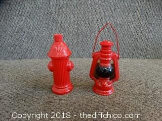Avon Cologne Bottles