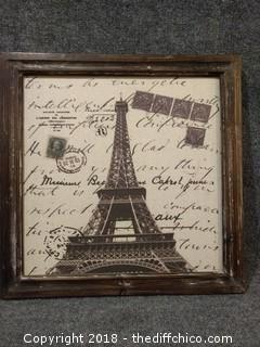 """Framed Print - 19 3/4"""" x 19 3/4"""""""
