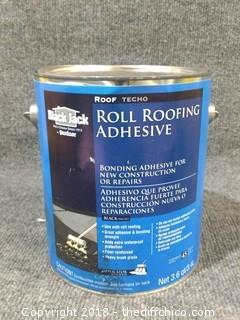 Black Jack Roll Roofing Adhesive - NEW