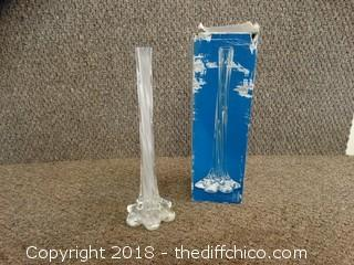 The Toscany Dairen Crystal Vase