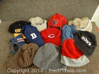 Mixed Hats