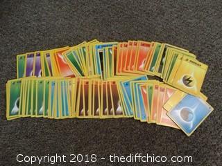 Energy Pokemon Cards