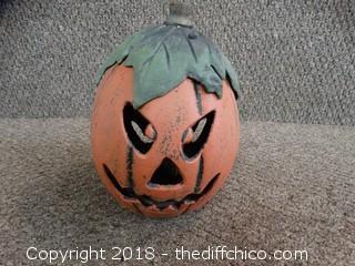 Cast Iron Pumpkin