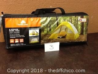 New Ozark Trail 6 person tent