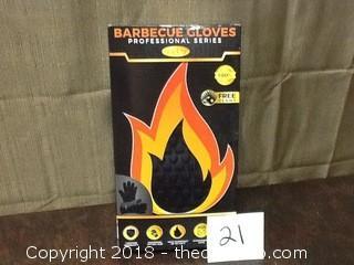 new in box bbq gloves
