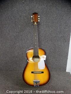 Strand O Line Guitar