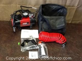 craftsman inflator with all accessories