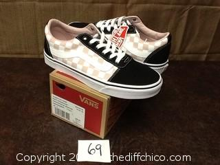 brand new woman's Vans shoes