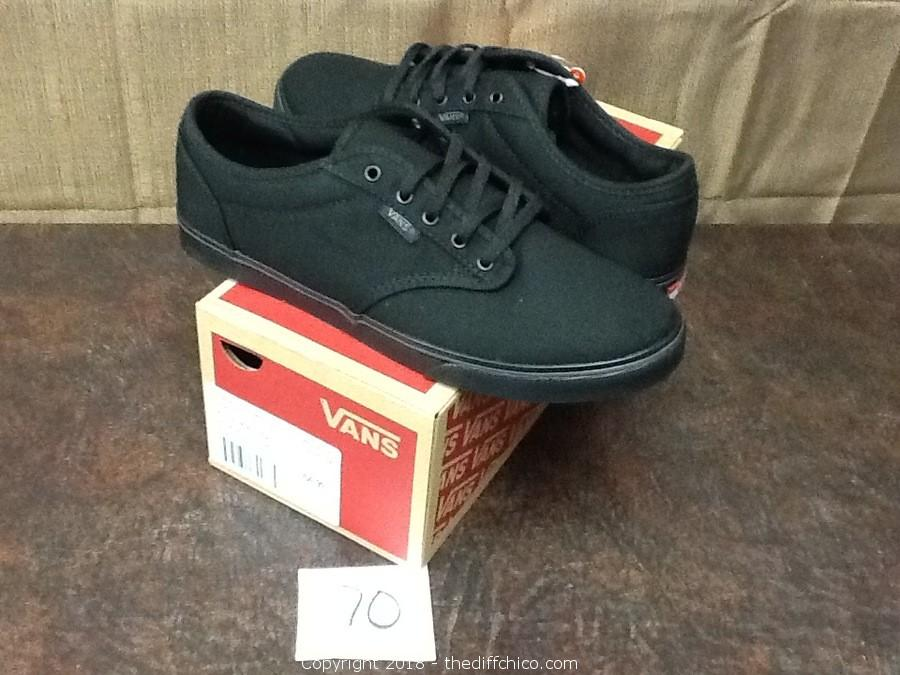 c55188c1f7 The Difference - Auction  NORCAL WAREHOUSE AUCTION ITEM  brand new woman s Vans  shoes