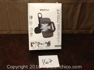 NEW vivitar universal cell phone and device mount