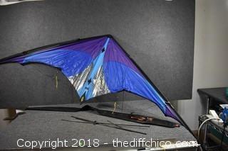 Prism Kite w/case
