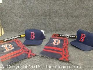Boston Red Sox Lot - All Items New