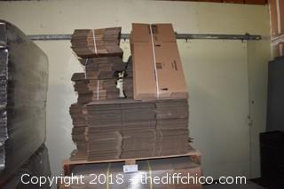 Top Pallet of Boxes