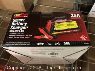 Everstart Smart Battery Charger (J5)
