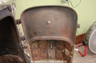 Vintage Garland Smokeless Stove