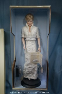 1998 Franklin Mint Diana Princess of Wales