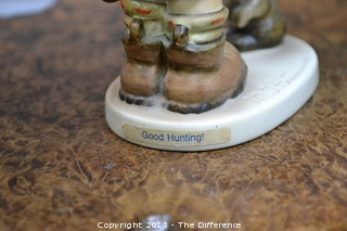 "Hummel ""Good Hunting"""