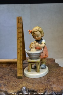 "Hummel ""Doll Bath"""