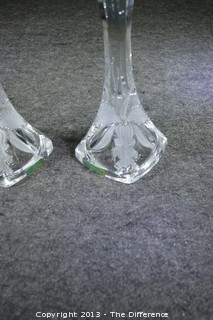 Orchid Candle Holders made in Poland