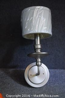 Capital Wall Mounted Light Fixture w/Shade