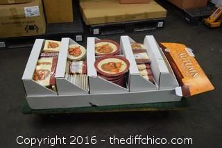Autumn Entertaining Plates, Napkins, Table Covers & Display