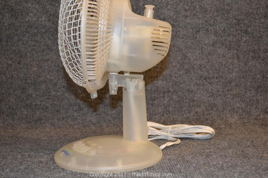 Windmere Desk Fan : The difference auction j t may click